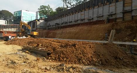 Projetos Estruturais de Edificios e Projetos de Funcações e Contenções de Subsolos