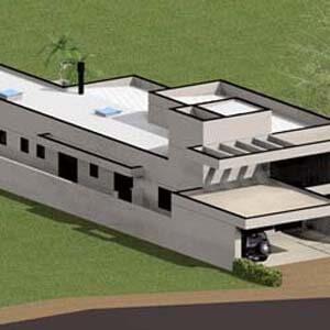 Projeto de Residencias em Alvenaria Estrutural - 5