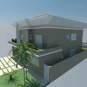 Projeto de Residencias em Alvenaria Estrutural - 6