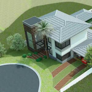 Projeto de Residencias em Alvenaria Estrutural - 7